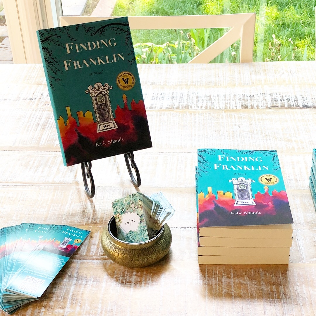 "Book launch for ""Finding Franklin"""